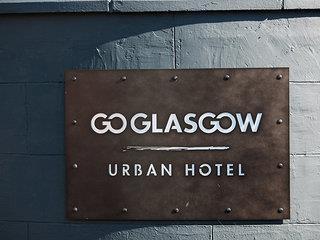 GoGlasgow Urban Hotel - Schottland