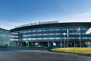 Quality Airport Hotel Gardermoen - Norwegen