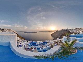 Kafieris Blue Apartments - Santorin