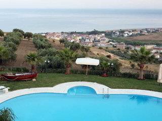 Il Partenone Hotel - Kalabrien