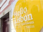 Hello Lisbon Santos - Lissabon & Umgebung