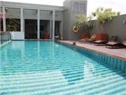Sparks Hotel Jakarta - Indonesien: Java
