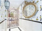 AinB Las Ramblas Colon Apartments - Barcelona & Umgebung