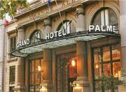 Grand Hotel et Des Palmes - Sizilien