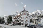 Turmhotel Victoria Davos - Graubünden
