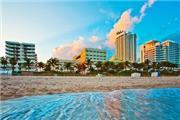 Holiday Inn Miami Beach - Oceanfront - Florida Ostküste