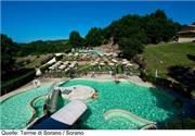 Di Sorano Terme - Toskana
