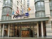 Radisson Red Brussels - Belgien