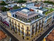 Dominikanische Republik, Dom. Republik - Süden (Santo Domingo), Hotel Antiguo Europa