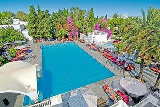 Hotel Les Orangers Beach Resort - Hammamet - Tunesien