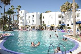 Hotel Nesrine - Hammamet - Tunesien