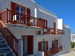 Petasos Town - Griechenland - Mykonos