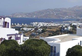 Myconian K Hotels Kohili & Korali & Kyma & Kalypso - Mykonos Stadt - Griechenland