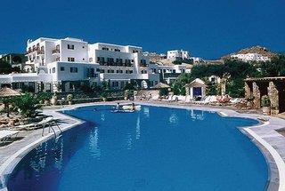 Kamari Hotel - Griechenland - Mykonos