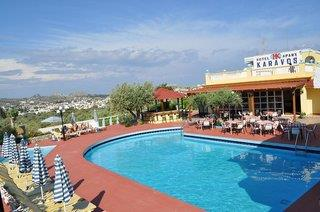 Hotel Karavos - Archangelos (Stegna Bucht) - Griechenland