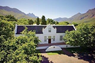 The Lanzerac Manor & Winery - Südafrika - Südafrika: Western Cape (Kapstadt)