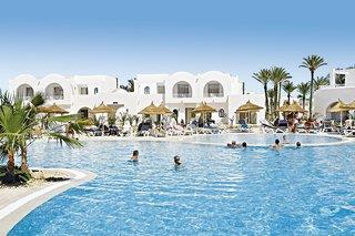 Hotel Djerba Sun Club - Sidi Mahres Strand - Tunesien
