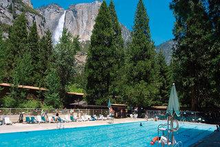 Yosemite Lodge at the Falls - Yosemite Park - USA