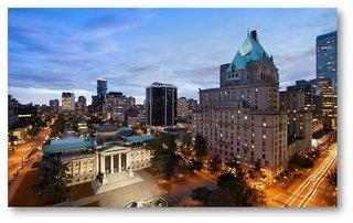 The Fairmont Vancouver