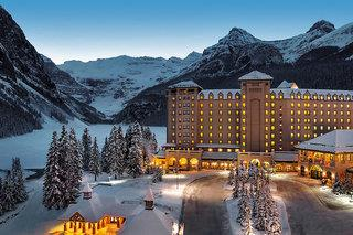 Hotel The Fairmont Chateau Lake Louise - Lake Louise - Kanada