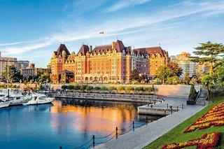 The Fairmont Empress - Victoria (British Columbia) - Kanada