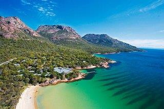 Hotel Freycinet Lodge - Australien - Tasmanien
