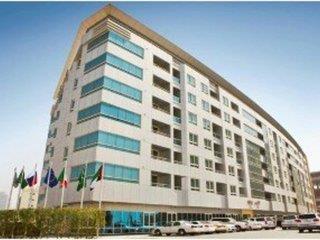 Hotel Time Ruby Appartments - Vereinigte Arabische Emirate - Sharjah / Khorfakkan