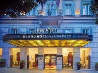 Jumeirah Grand Hotel Via Veneto - Italien - Rom & Umgebung