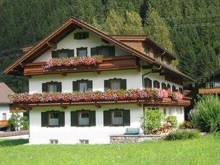 Pension Eberharter - Österreich - Tirol - Zillertal