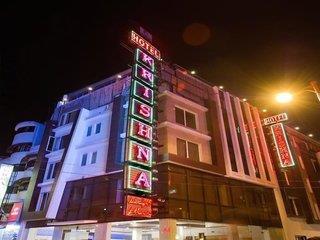 Krishna Hotel - Indien - Indien: Neu Delhi / Rajasthan / Uttar Pradesh / Madhya Pradesh