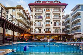 Oba Time Hotel - Türkei - Side & Alanya