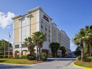 Hotel Hampton Inn and Suites Savannah Midtown - USA - Georgia