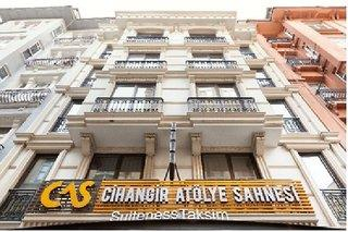 Hotel Suiteness Taksim - Türkei - Istanbul & Umgebung