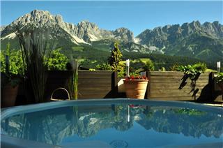 AktivHotel Hochfilzer & Alpenpension Claudia & Haus Garden - Ellmau - Österreich