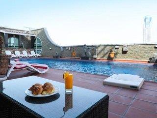 Royal Grand Suite Hotel - Vereinigte Arabische Emirate - Sharjah / Khorfakkan