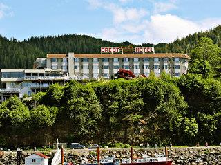 Prince rupert urlaub last minute reisen mit for City center motor hotel vancouver