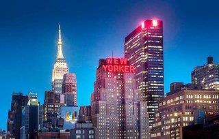 Hotel Ramada Plaza the New Yorker - New York City - USA