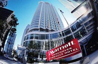 Hotel Marriott Vancouver Pinnacle