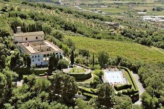 Piscina Villa Cappugi Pistoia