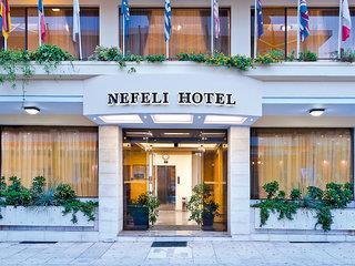 Hotel Nefeli - Griechenland - Kreta