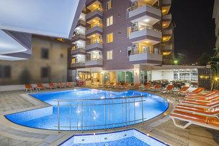 Sultan Keykubat Suite Hotel - Türkei - Side & Alanya