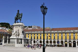 Pousada de Lisboa, Praca do Comercio - Small Luxury Hotel - Portugal - Lissabon & Umgebung