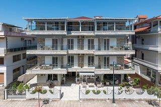 Ouzas Hotel - Griechenland - Olympische Riviera