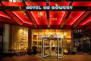 Hotel 50 Bowery - USA - New York