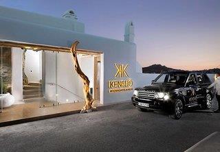 Kensho Boutique Hotel & Suites - Griechenland - Mykonos