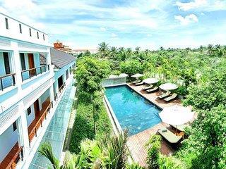Hotel La Residence Blanc D'Angkor - Kambodscha - Kambodscha
