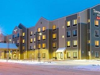 Hotel TownePlace Suites Anchorage Midtown - USA - Alaska