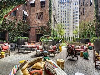 Hotel Hudson - New York City - USA