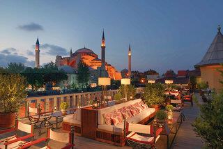 Four Seasons Istanbul at Sultanahmet - Türkei - Istanbul & Umgebung
