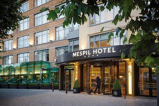 Hotel Mespil - Dublin - Irland